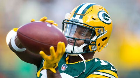What's up with Randall Cobb?