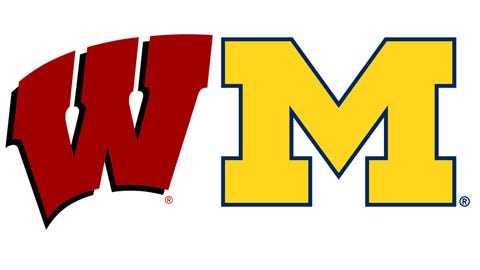 College Football Betting Odds Michigan Wolverines at Wisconsin Badgers