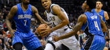 Bucks' Antetokounmpo named NBA's Eastern Conference Player of the Week