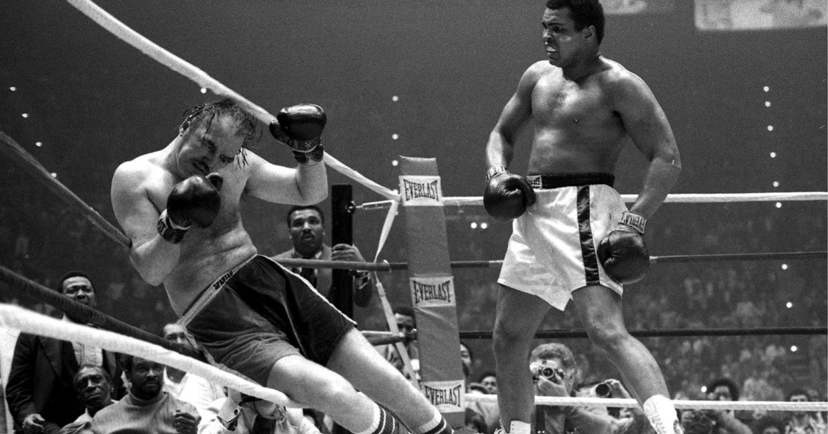 Chuck Wepner Calls The Day He Lost To Muhammad Ali The
