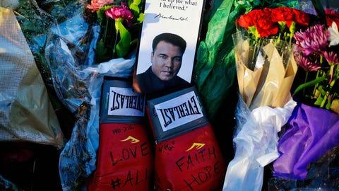 Ali memorial