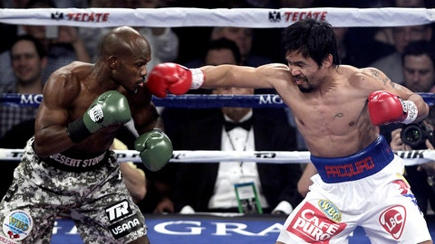 Pacquiao vs Bradley Part II