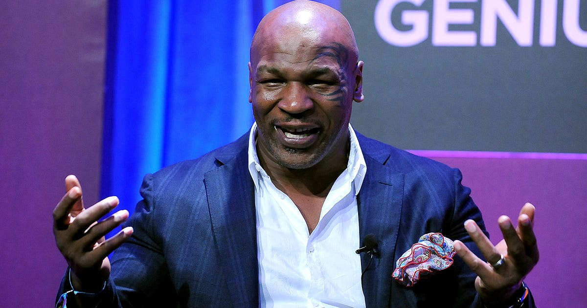 Mike Tyson Defends Suarez S World Cup Bite Fox Sports