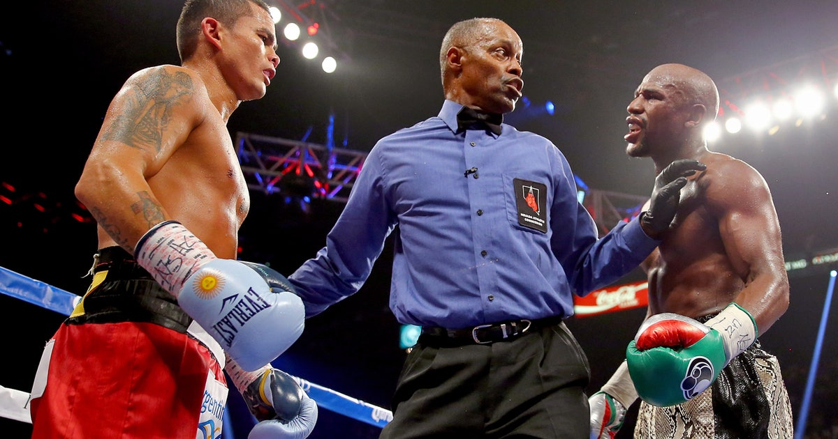 Kenny Bayless Picked As Referee For Mayweather Pacquiao