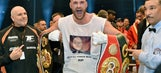 Fury accuses Klitschko camp of trying to drug him