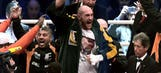 IBF confirms its heavyweight belt stripped from Tyson Fury over giving Klitschko rematch