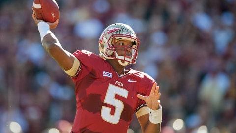 Quarterback: Jameis Winston, Fr., Florida State