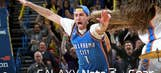 Thunder fan who hit half-court shot may not get to keep his $20K