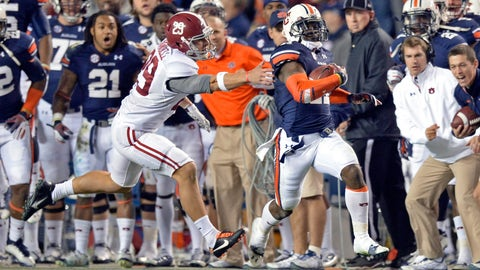 Auburn's back-to-back miracle finishes