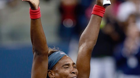 Serena continues to solidify legacy