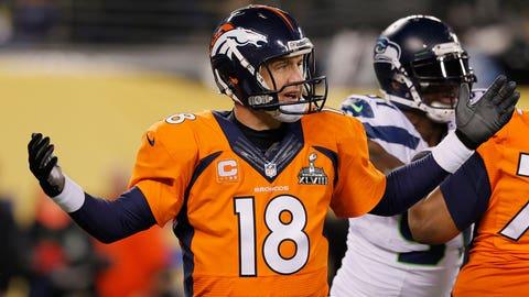 2013 -- Peyton Manning