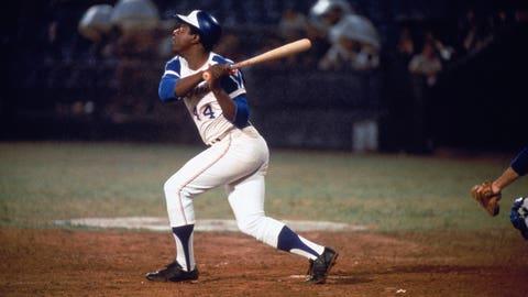 Hank Aaron, 3,771 hits
