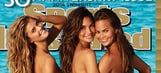 3 models grace Sports Illustrated swimsuit cover