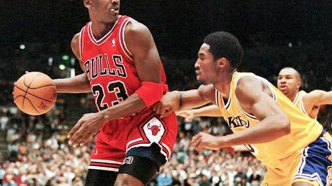 1. Michael Jordan