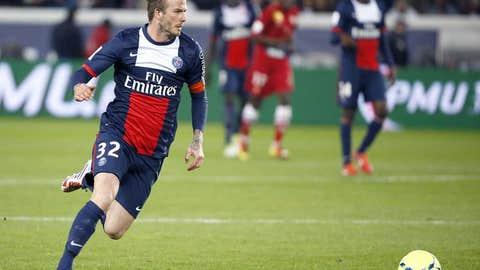3. David Beckham