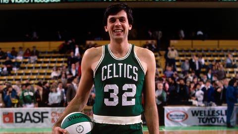 Celtics deal for McHale and Parish