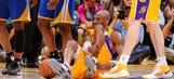 Kobe Bryant plays it straight on Twitter after being shut down for season