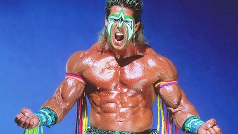 The Ultimate Warrior (James Brian Hellwig)