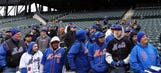 The Mets are now begging fans to root for the team