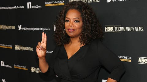 Oprah launched her book club