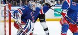 UPDATE: Lundqvist fined $5k for pouring water bottle on Crosby