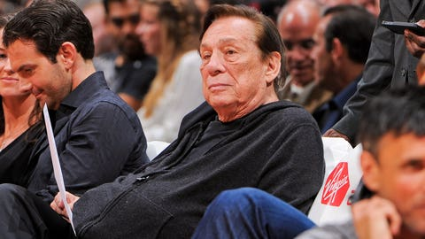 Los Angeles Clippers — Donald Sterling's racist remarks