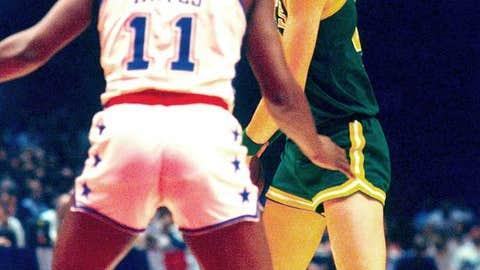 Washington Bullets capture NBA crown