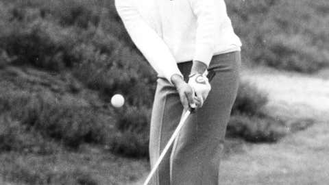 Nancy Lopez takes LPGA by storm