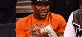 Floyd Mayweather made $105 million in 72 minutes of work over the past year