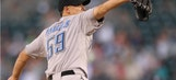 Major League Baseball pitcher traded for $1