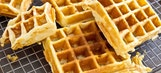 There were a lot of tweets about waffles before U.S.-Belgium World Cup match
