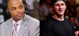 Charles Barkley says Johnny Manziel not mature enough for fame