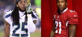 Richard Sherman and Patrick Peterson are fighting on Twitter again