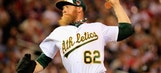 Doolittle's resilience a big reason his A's return could be imminent