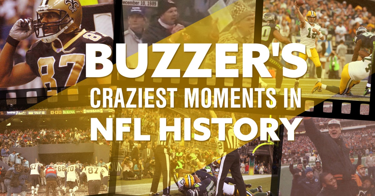 Craziest Moments In NFL History Carney Misses PAT After Saints Miracle Comeback