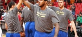 Carmelo Anthony shows off dramatic weight loss