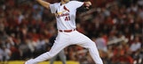 Cards' Lackey trades Ruth-signed ball for uniform number