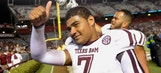 Kevin Sumlin tells Kenny Hill to lay low with the photos