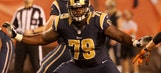 Robinson, Reynolds jelling on left side of Rams' offensive line