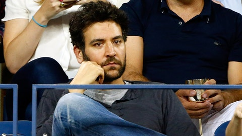 Actor Josh Radnor ('How I Met Your Mother')