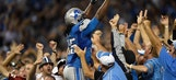 Big Buzz: Lions' Bell busts out Naughty By Nature celebration