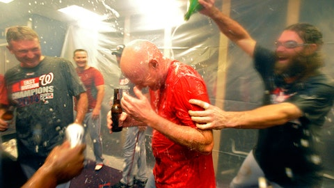 High: Nats dominate NL East, enter postseason with unbridled hope (Sept. 16, 2014)