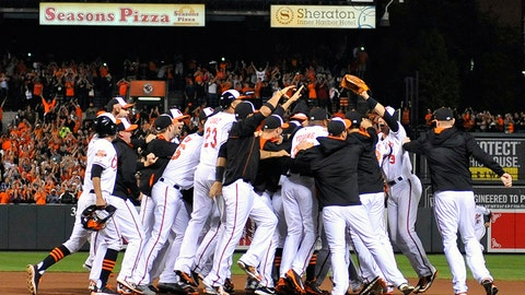 2. Baltimore Orioles