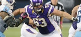 Vikings LG Brandon Fusco questionable with concussion