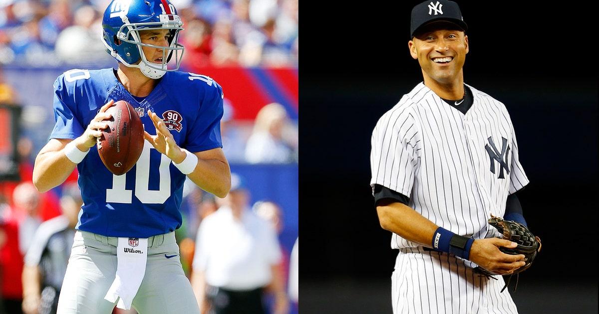 New York dilemma: Derek Jeter's final home game or Giants ...