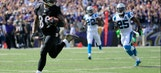 Steve Smith says he's taking bye week vacation with $5M goodbye money from Panthers