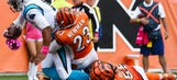 Bengals LB Burfict fined $25K for ankle twists on Newton, Olsen