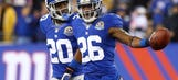 Prince Amukamara emerging as the 'captain' of the secondary