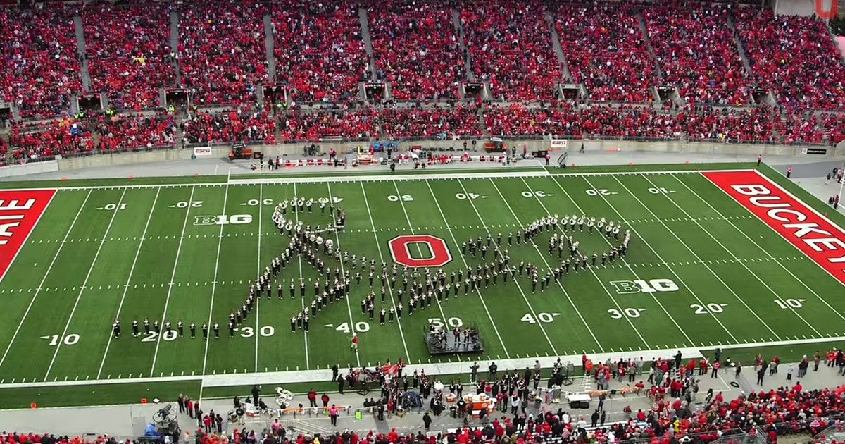 WATCH: Amazing time-lapse video of TBDBITL halftime show ...