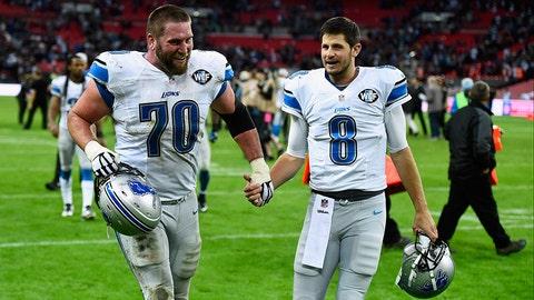 Garrett Reynolds and Dan Orlovsky
